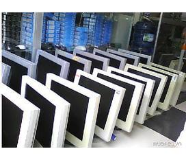 Cần thanh lý 200 màn hình LCD các loại giá rẻ, có bán lẻ