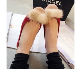 VyVyLyLy shop: Toppic C: Các loại giày búp bê, giày đế bệt, giày ren, giày đế bằng, giày đế bánh mì...