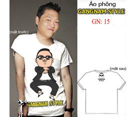 Khuyến mãi cực sốc, áo thun Gangnam Style, áo Troll Face, Forever Alone... độc đáo chỉ 120k