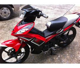 Bán Exciter135 RC mầu đỏ đen có hình ảnh thật giá 24,3tr