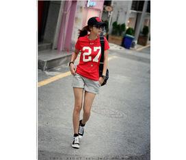 Lollipop shop: Topic áo thun dành cho các bạn nữ mê style Hàn Quốc giá hấp dẫn, mẫu mã phong phú