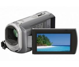 Bán máy quay phim sony DCR SX41 8g quay phim, chụp hình rất nét, màn hình cảm ứng,