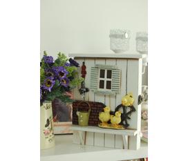 Đồ trang trí gỗ, hộp đựng đồ trang sức gỗ, khung ảnh thêu, tủ chìa khóa.... tất cả ảnh thật