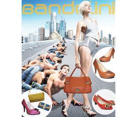 Mừng 20 10 Giầy BANDOLINI tặng kính mắt thời trang coupon 100k
