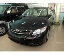 Corolla 1.8XLI 2012 Nhập khẩu ĐÀI LOAN Đủ màu
