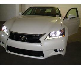 Lexus GS350 2013 màu trắng bản đủ đồ giao xe ngay mọi thủ tục nhanh gọn