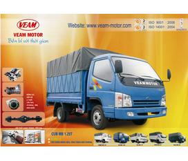 Bán xe tải Hyundai 1tấn, 1t25, 1,5t. Hyundai Bắc Việt bán xe Hyundai Veam trả góp trả thẳng. Mua xe tải VEAM ở đâu
