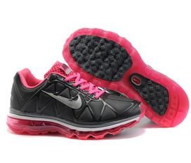 Bán 1 đôi Nike air max Nữ mới 100% màu hồng đen giá rẻ