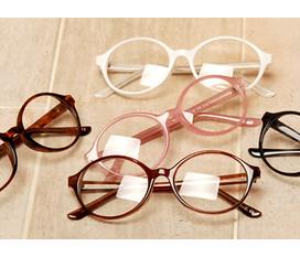 Mắt kính nobita, kính gọng da for men. Có thể thay mắt kính cận dễ dàng cho bạn thỏa thể hiện phong cách :x