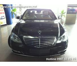 Mercedes S300l 2012 mới giảm giá 9% xe chính hãng, số lượng có hạn