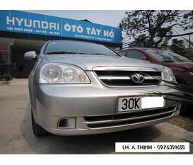 Cần bán Daewoo Lacetti EX 1.6L số sàn, đăng ký 03/2008