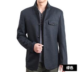Áo khoác chất vải dạ topic 2012
