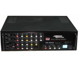 Jaguar 203III Amply karaoke chất lượng tốt. độ bền cao