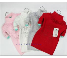 Áo khoác trẻ em, áo len, váy len cho bé