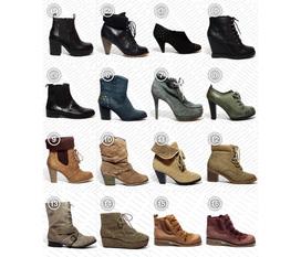 HN: Cần bán 1 em Cowboy Ankle Boots, hàng VNXK chuẩn
