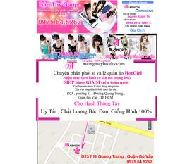 Http://xuongmaybaothy.com/ Chuyên cung cấp quần áo sỉ cho Cửa Hàng Thời Trang