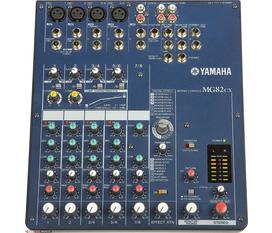 Yamaha mg82cx bàn mixer chuyên cho karaoke, thu âm chất lượng cao