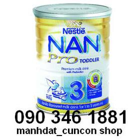 Sữa NAN Số 3 mua sắm online Sữa, Bỉm