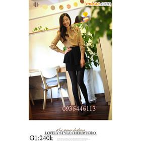 Áo sơ mi công sở mua sắm online Thời trang Nữ