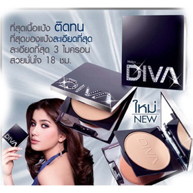 Mistine Number 1 DIVA Super Powder SPF25 PA++ mua sắm online Phụ kiện, Mỹ phẩm nữ