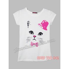 áo thun hình nón mèo mua sắm online Thời trang Nữ