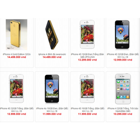 Iphone mua sắm online Laptop và Máy tính