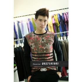 Thun len mua sắm online Thời trang Nam