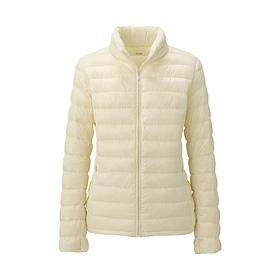 Áo siêu nhẹ Uniqlo - 01 offwhite - không mũ mua sắm online Thời trang Nữ