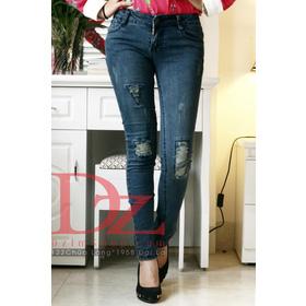 jeans rách mua sắm online Thời trang Nữ