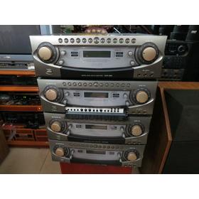 Mới về ampli karaoke BMB DAR 800 hàng bãi xịn nguyên bản