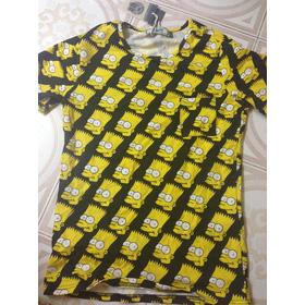 T-shirt simpson đen mua sắm online Thời trang Nam