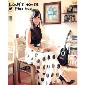 Thời trang Hàn Quốc váy Dressroom xinh như sao Hàn.