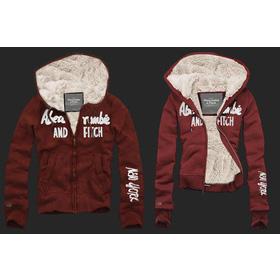 Áo khoác Abercrombie&Fitch (đỏ đun) mua sắm online Thời trang Nữ