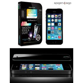 Siêu miếng dán cho iphone 5 và 5s SGP GLAS.tR NANO SLIM mua sắm online Linh/ Phụ kiện điện thoại