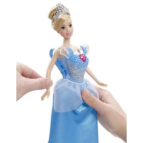 (Disney Princess) Búp bê lọ lem và 2 bộ đầm thời trang mua sắm online Đồ chơi cho bé