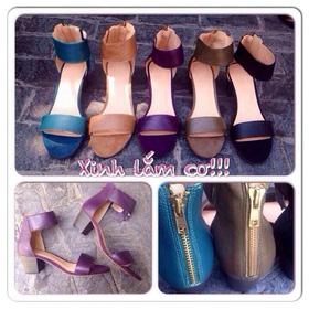 VNXK mua sắm online Giày dép nữ