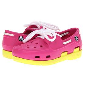 Crocs Beach Line bé gái mua sắm online Thời trang, Phụ kiện