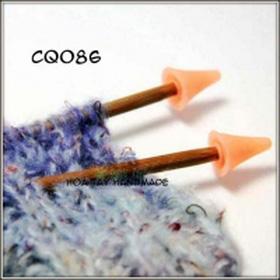 Bịt đầu kim đan silicon (2 cỡ lớn nhỏ) mua sắm online Sách, Văn phòng phẩm