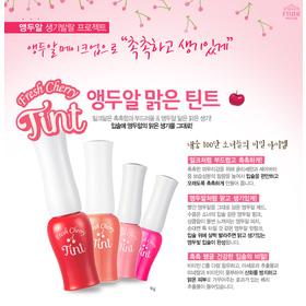 SON FRESH CHERRY TINT ETUDE HOUSE (HÀNG CHÍNH HÃNG KOREA) mua sắm online Phụ kiện, Mỹ phẩm nữ