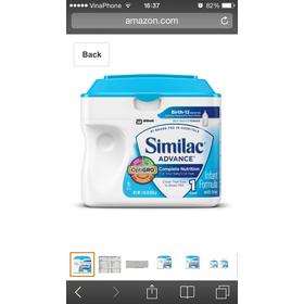 similac advance mua sắm online Sữa, Bỉm