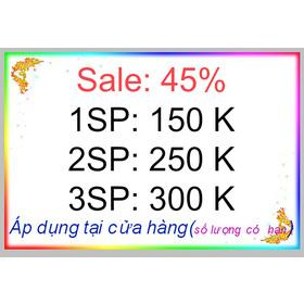 Giá Sale mua sắm online Thời trang Nữ