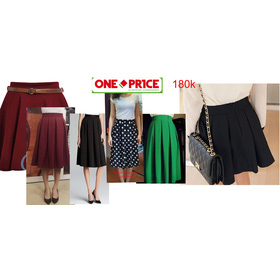 sale đồng giá 180k tất cả các loại chân váy mua sắm online Thời trang Nữ