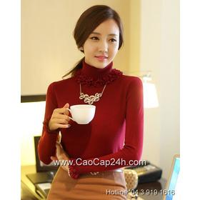Áo len nữ Hàn Quốc 011021 mua sắm online Thời trang Nữ