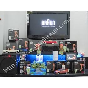 Máy nhổ lông Braun - German mua sắm online Điện máy