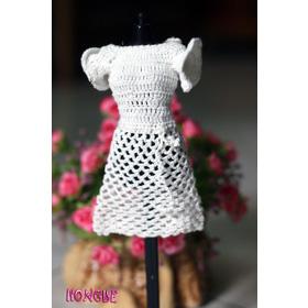 M01 - Váy trắng tay xòe mua sắm online Đồ chơi cho bé