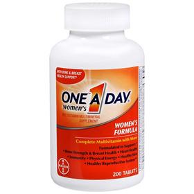 One A Day® Women\\\s Formula. Lọ 200 viên mua sắm online Y tế, Sức khỏe