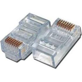 Hạt mạng nhựa thường dùng bấm các đầu mạng mua sắm online Laptop và Máy tính