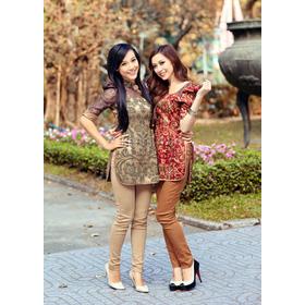 áo dài cách tân mua sắm online Thời trang Nữ