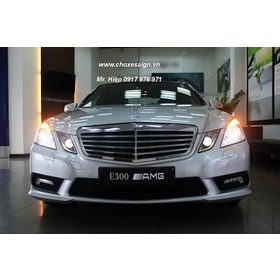 Mercedes E300 mua sắm online Xe hơi