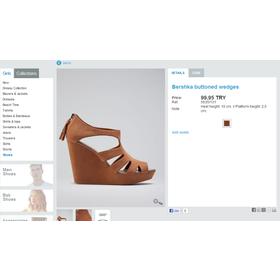 MS459 mua sắm online Giày dép nữ